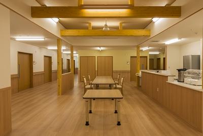 千葉県木更津市にある社会福祉法人梅香会・特別養護老人ホーム「いわね潮の香園」フロアのご案内2Fイメージ画像